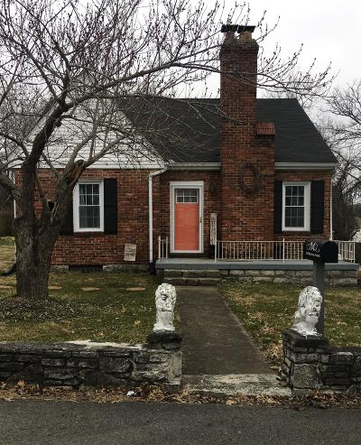 Marshall County Single Family Home For Sale: 126 8th Ave S