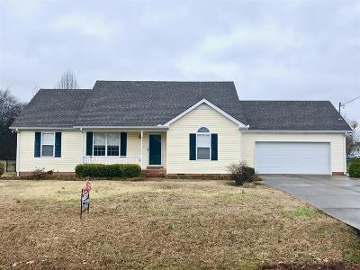 Murfreesboro Single Family Home For Sale: 1300 Snead Drive