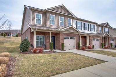 Wilson County Condo/Townhouse For Sale: 722 Shady Stone Way