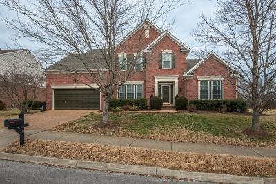 Franklin TN Single Family Home Under Contract - Showing: $434,900