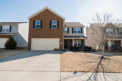 Wilson County Single Family Home For Sale: 372 Owl Dr