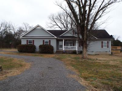 Wilson County Single Family Home For Sale: 4511 McCreary Rd