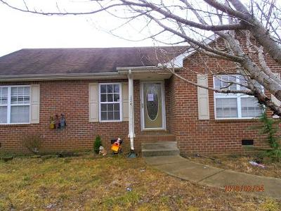 Sumner County Single Family Home For Sale: 136 Cornerstone Blvd