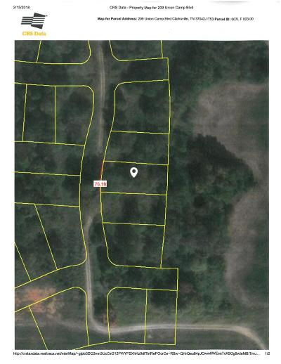 Clarksville Residential Lots & Land For Sale: 209 Union Camp Blvd