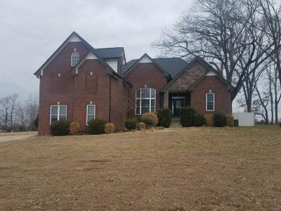 Christian County, Ky, Todd County, Ky, Montgomery County Single Family Home For Sale: 2941 Norfleet Rd