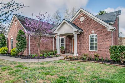 Davidson County Single Family Home Under Contract - Showing: 1812 Castleman Dr