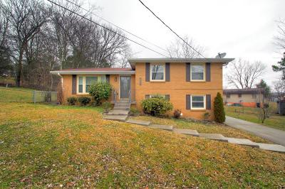 Nashville Single Family Home Under Contract - Showing: 4132 Buenaview Ct