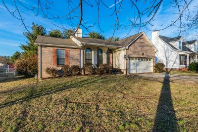 Sumner County Single Family Home For Sale: 300 Highland Dr