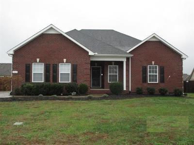Murfreesboro Rental For Rent: 4839 Conquer Drive