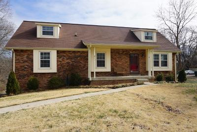 Hermitage Single Family Home For Sale: 549 St Paul Dr