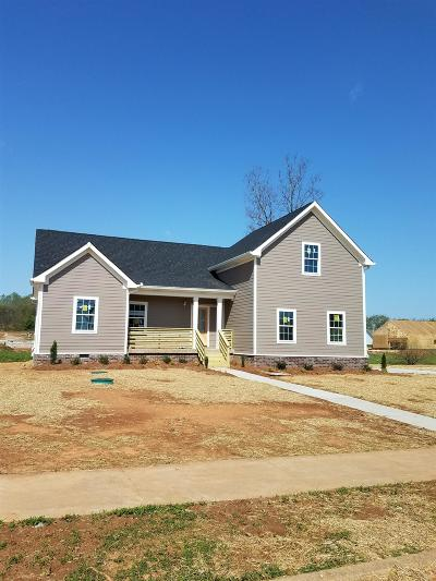 Cheatham County Single Family Home For Sale: 1249 Leaf Ct