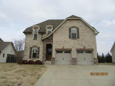 Clarksville Single Family Home For Sale: 951 Willow Cir