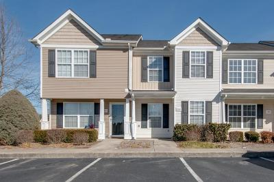 Murfreesboro TN Condo/Townhouse For Sale: $159,900