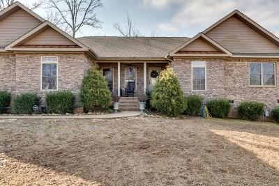 Summertown Single Family Home For Sale: 187 Double Eagle Dr