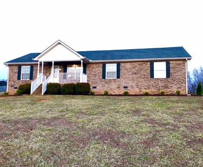 Sumner County Single Family Home Under Contract - Showing: 386 Coker Ford Rd