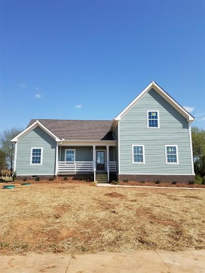 Cheatham County Single Family Home For Sale: 1602 Lilly Circle
