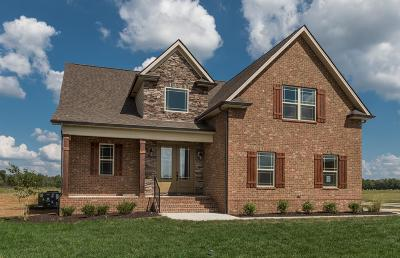 Rutherford County Single Family Home For Sale: 3905 Merryman Lane (Lot 92)