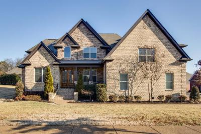Hendersonville Single Family Home For Sale: 1001 Carlyle Ct