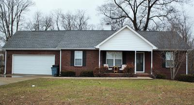 Lavergne Single Family Home For Sale: 219 Brittany Drive
