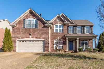 Wilson County Single Family Home For Sale: 3020 Cairns Dr W