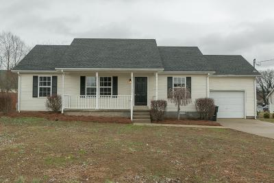 Murfreesboro TN Single Family Home For Sale: $204,900