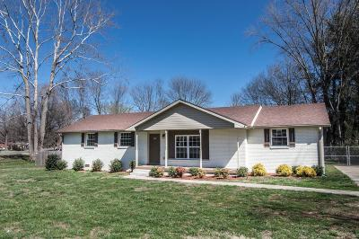 Christian County, Ky, Todd County, Ky, Montgomery County Rental For Rent: 317 Lafayette Road