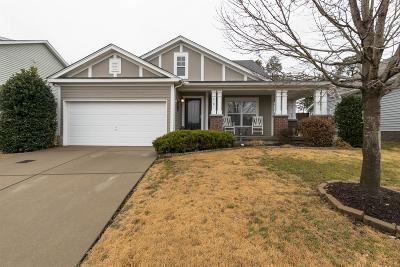 Mount Juliet Single Family Home Under Contract - Showing: 2181 Erin Ln