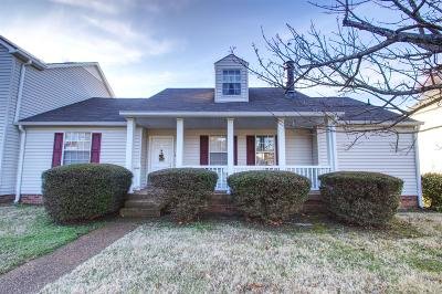 Nashville Single Family Home For Sale: 3854 Priest Lake Dr