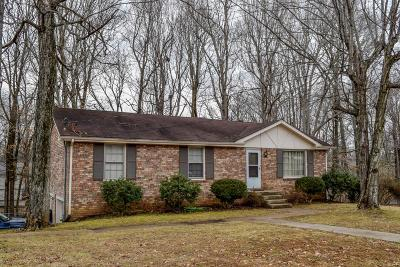 Sumner County Single Family Home For Sale: 1104 Dogwood Ln
