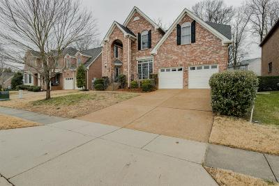 Williamson County Single Family Home For Sale: 2009 Pulley Pl