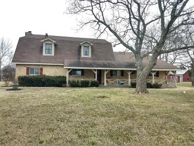 Rutherford County Single Family Home For Sale: 4230 Cedar Grove Rd