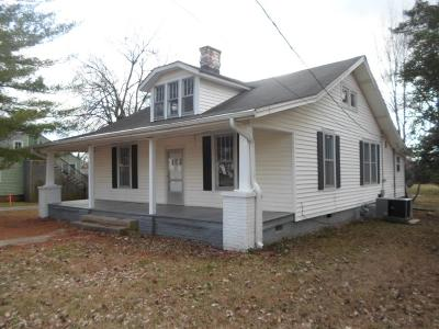 Shelbyville Single Family Home For Sale: 602 S Brittain St