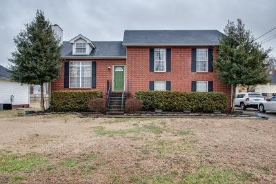 Sumner County Single Family Home For Sale: 1090 Williamson Rd