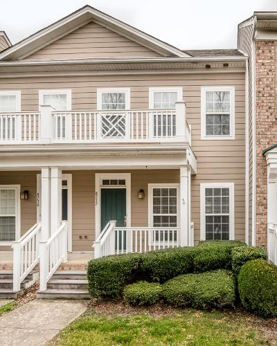 Nashville Condo/Townhouse Under Contract - Showing: 8732 Gauphin Pl