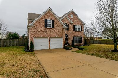 Wilson County Single Family Home For Sale: 2314 Valley Forge Dr