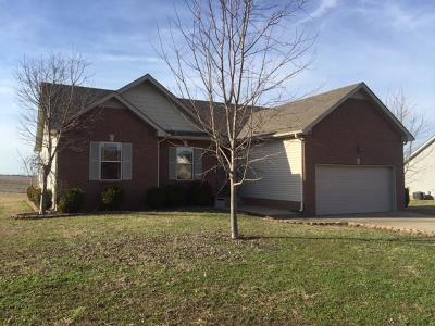 Clarksville Rental For Rent: 968 Chardea