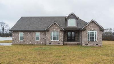 Marshall County Single Family Home For Sale: 2005 Cheyenne Ct