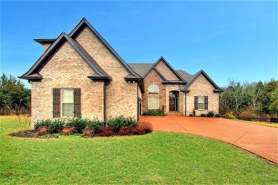Gallatin Single Family Home Under Contract - Showing: 1600 Hunt Club Blvd