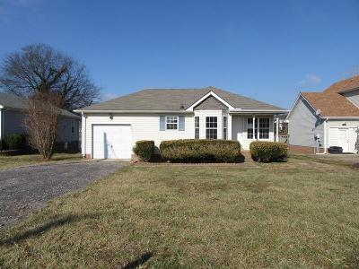 Montgomery County Single Family Home For Sale: 2426 Calico Ct