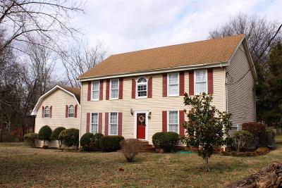 Sumner County Single Family Home Under Contract - Showing: 103 Skyview Dr