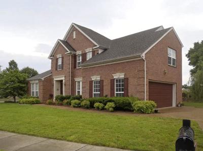 Davidson County Single Family Home Under Contract - Showing: 7000 Stone Run Dr