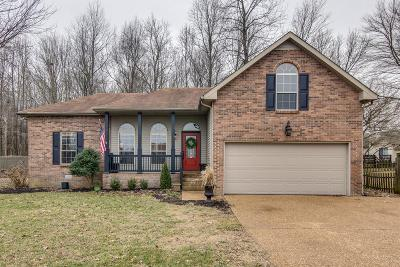 Sumner County Single Family Home For Sale: 103 Pembroke Ct