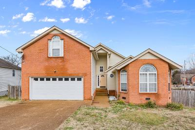 Rutherford County Single Family Home For Sale: 2104 Debbie Ln