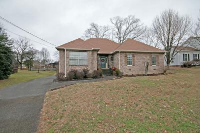 Sumner County Single Family Home For Sale: 130 Devonshire Trl