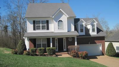 Old Hickory Single Family Home For Sale: 3004 Darrington Way