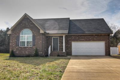 Rutherford County Single Family Home For Sale: 2329 Auldridge Dr