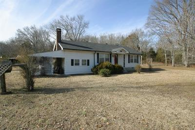 Mount Juliet Single Family Home For Sale: 4845 Alvin Sperry Rd