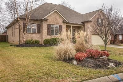 Spring Hill Single Family Home Under Contract - Showing: 3013 Sakari Cir