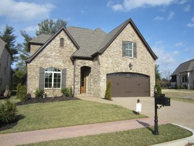 Gallatin Single Family Home Under Contract - Showing: 1027 Jarman Ln