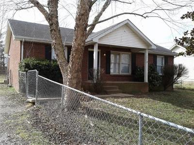 Christian County, Ky, Todd County, Ky, Montgomery County Rental For Rent: 204 Bob White
